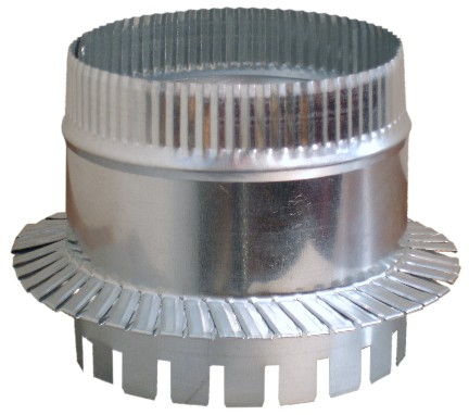 Ductworks - HVAC - ductboard start collar