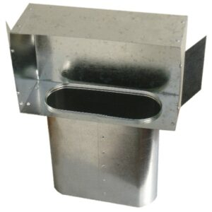 Ductworks - HVAC - Oval Stack Head